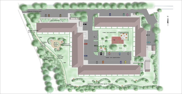 parker og friarealer referencer